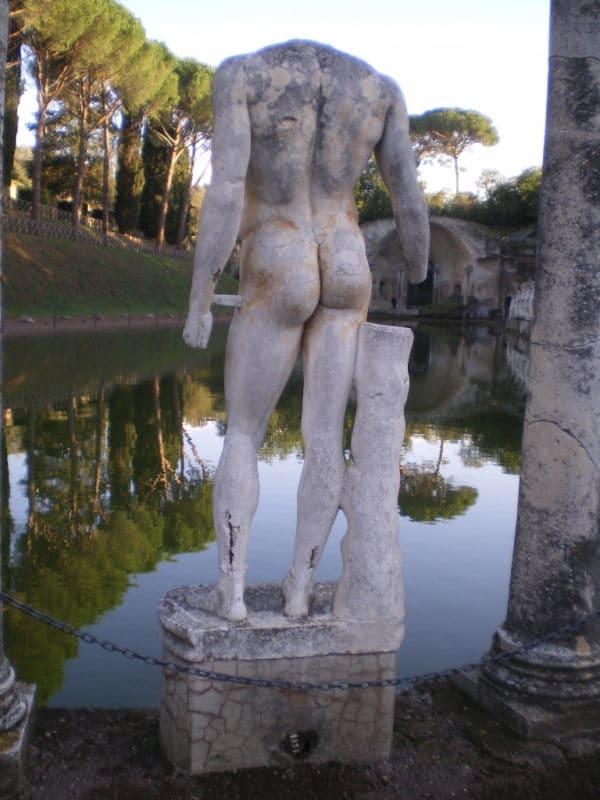 Hadrians Traum: Hadriansvilla in Tivoli - Foto © Welz