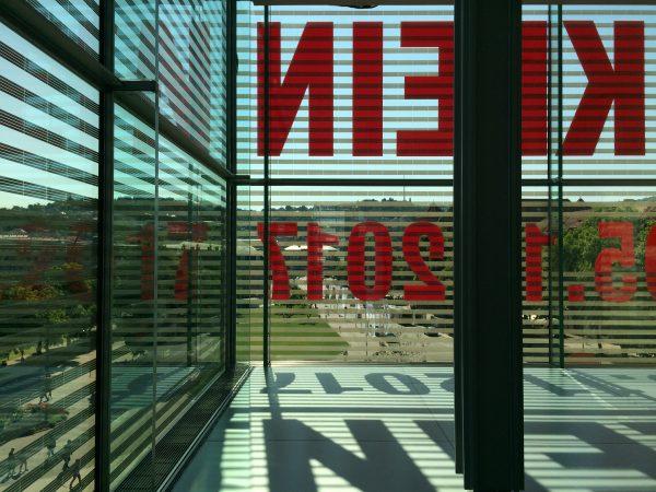 Bis 5.11.2017 Sammlung Klein im Kunstmuseum Stuttgart. Foto © Welz