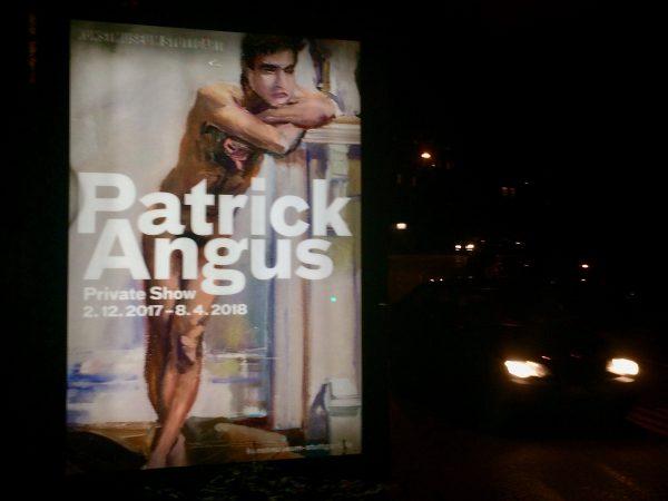 Patrick Angus. Private Show. Kunstmuseum Stuttgart bis 08.04.2018. Foto © Welz