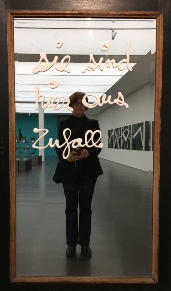 Sind Sie aus Zufall hier? Die Kunst des Zufalls und ich. Sonderausstellung im Kunstmuseum bis 19.02.2017 - Foto © Welz