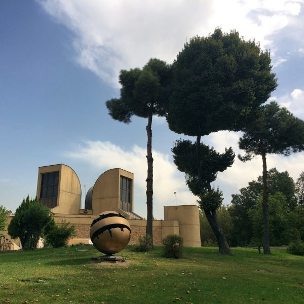 Tehran Museum of Contemporary Art in Teheran. Foto © Welz (2016)