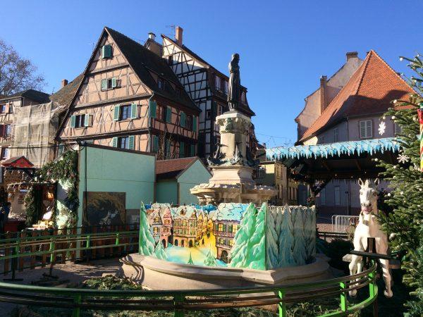 Kunsttag COLMAR Weihnachtsmarkt - Foto © Welz