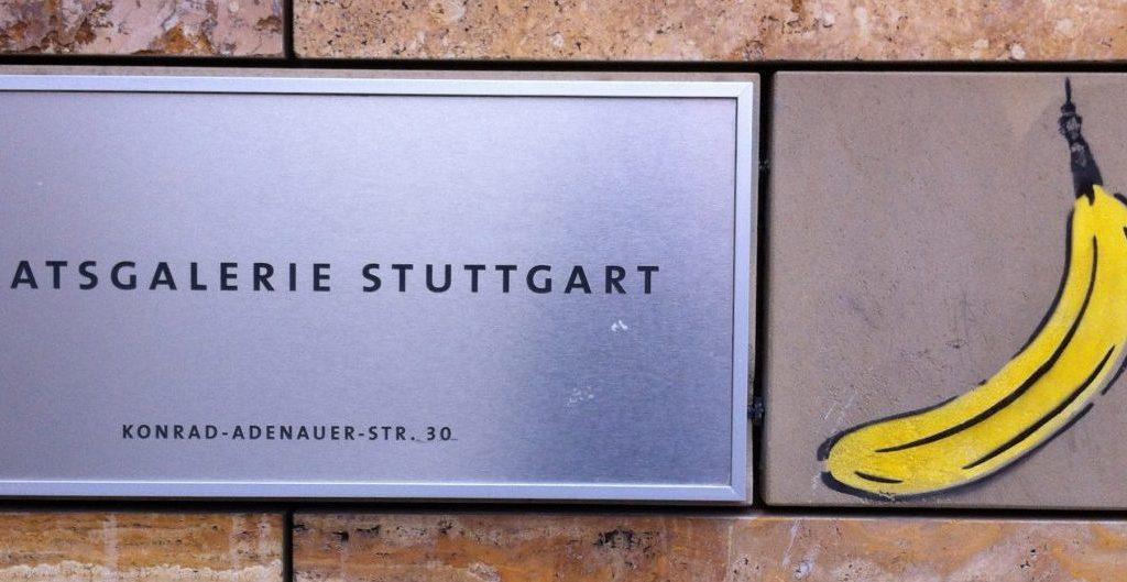 Staatsgalerie Stuttgart - Foto © Welz