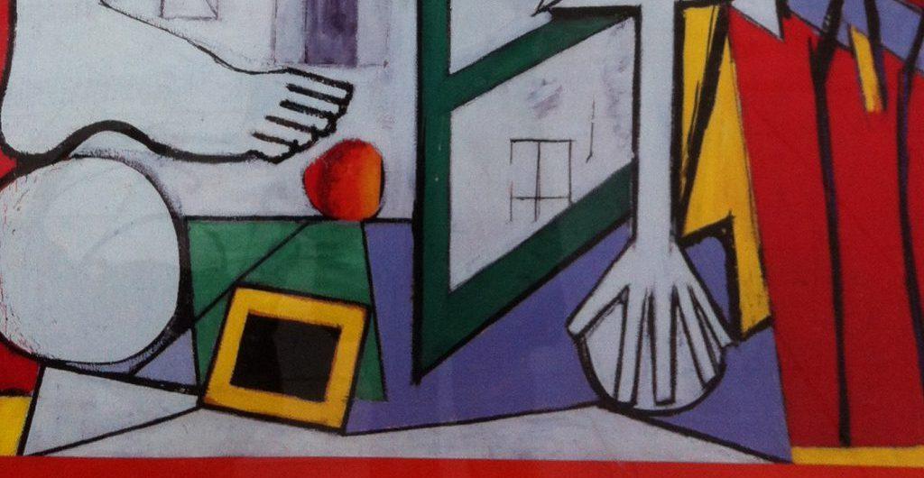 Picasso - Mythos Atelier - Ausstellung Staatsgalerie Stuttgart - Foto © Welz