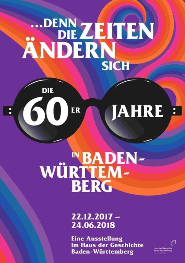 Sonderausstellung im Haus der Geschichte: Die 1960er Jahre in Baden-Württemberg. Foto Haus der Geschichte