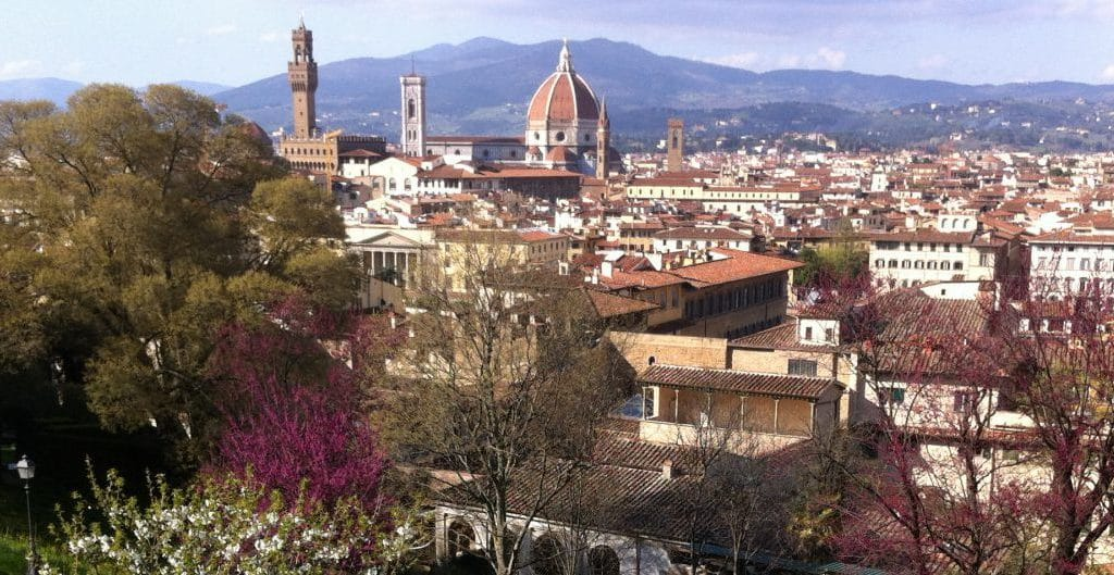 Frühling in Florenz. Foto © Welz