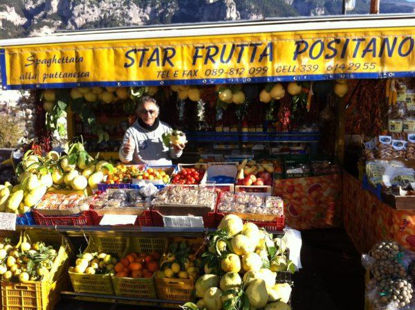 Früchteparadies Amalfiküste - Foto © Welz