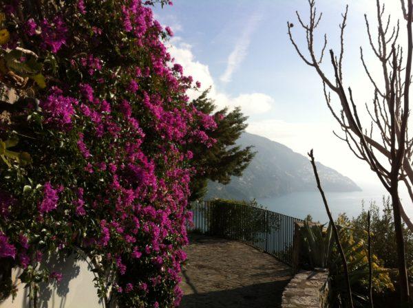 Der nächste Fotostop auf der SS 163 ist oberhalb von Positano. Foto © Welz