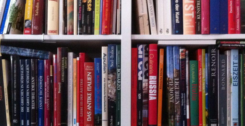 """""""Was machte ich mit dem Gelde, wenn ich nicht Bücher kaufte?"""" G.E.Lessing - Foto © Welz"""