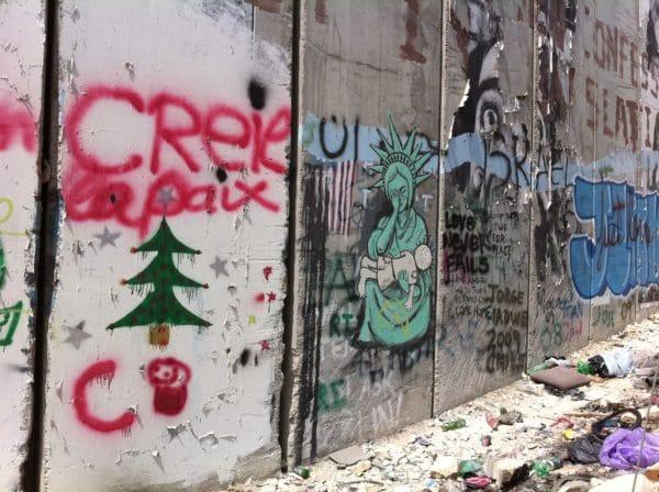 THE WALL (1) Bethlehem - September 2011 - Foto © Welz