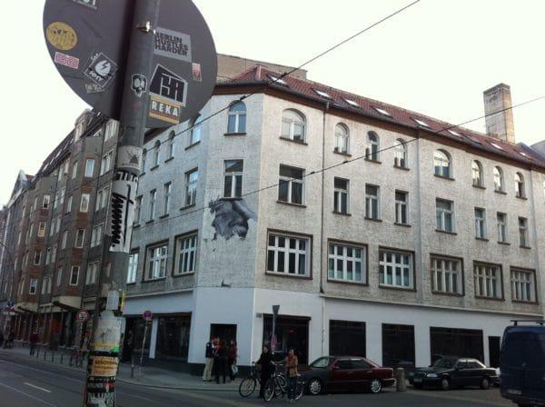 JR #wrinklesofthecity Berlin Rosenthaler Strasse 4_2014 Foto © Welz