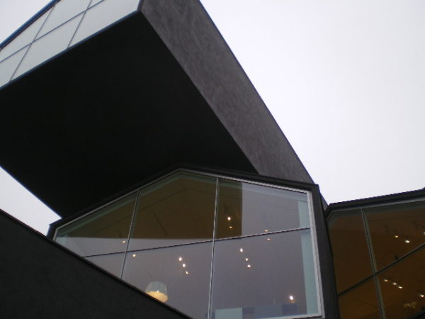 Vitra-Haus (2010) von Herzog & de Meuron in Weil am Rhein - Foto © Welz