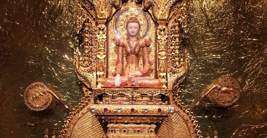 Gutes Karma fürs Lindenmuseum - Myanmar - Das goldene Land - Tweetup - Foto © Welz