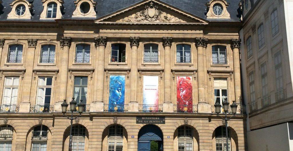 Ministère de la Justice - Place Vendôme Paris - Foto © Welz