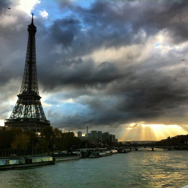 November in Paris. Foto © Welz