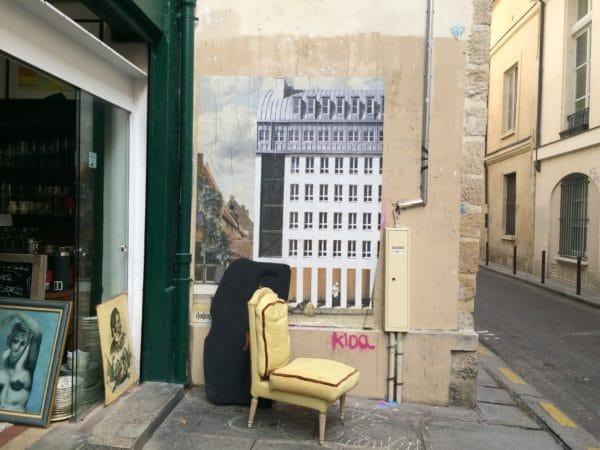 PARIS: Streetart von ROBOCOOP - Foto 2016 © Welz
