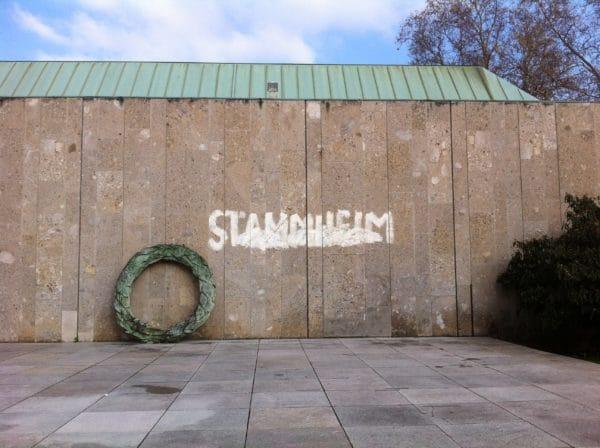 Stuttgarter Geheimnis: STAMMHEIM Was bedeutet das? Foto © Welz