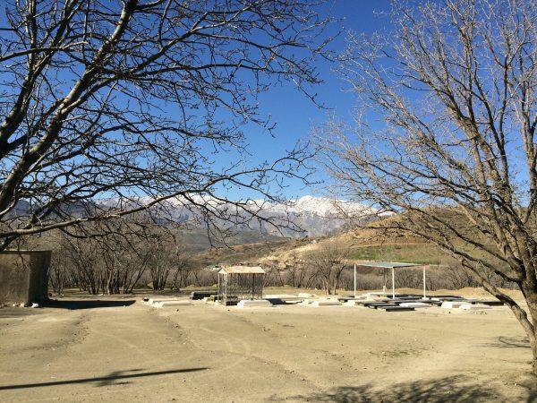 IRAN: Friedhof in der Provinz Lorestan. Foto © Welz (2016)