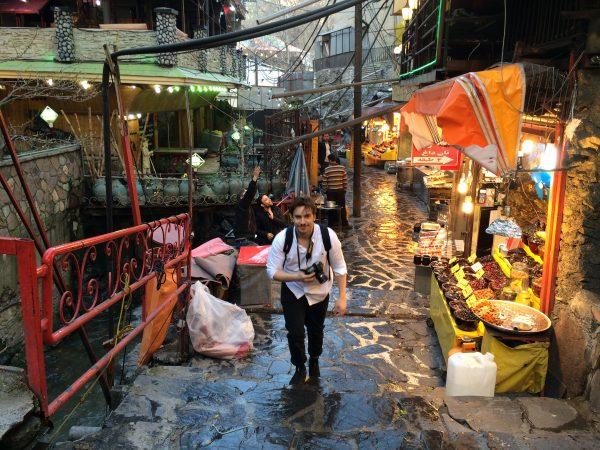 Teheran: unterwegs in der Darband-Schlucht. Foto © Welz