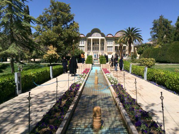 SHIRAZ: Paradiesgarten ERAM-Garten Foto © Welz (2016)