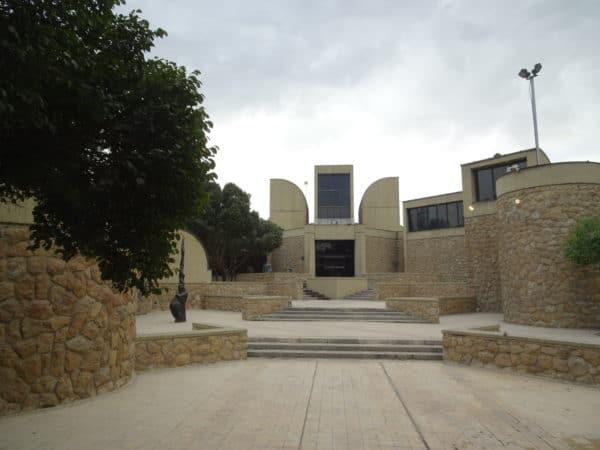 Skulpturenhof im Tehran Museum of Contemporary Art. Foto © Welz