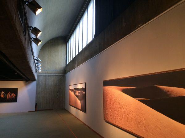 "Tehran Museum of Contemporary Art. Ausstellung Mohammed Reza Javadi ""The March of the Sun"" 2016 Foto © Welz 10/2016"