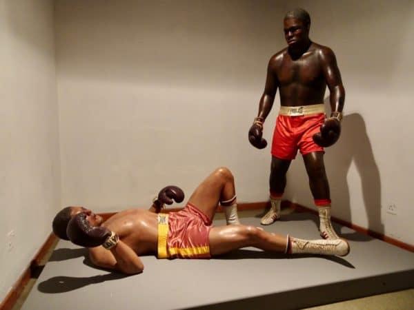 TMOCA, Duane Hanson, Boxers, 1970 - Foto © Welz