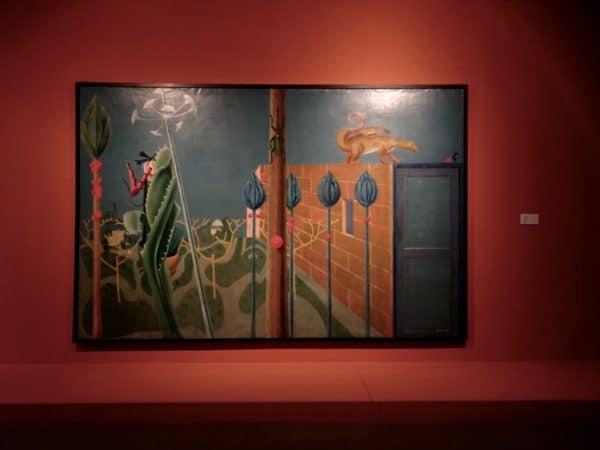 TMOCA Max Ernst Histoire Naturelle 1923
