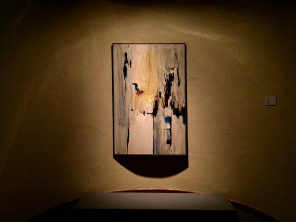 TMOCA Farideh Lashai, Composition, 1997 - Foto © Welz